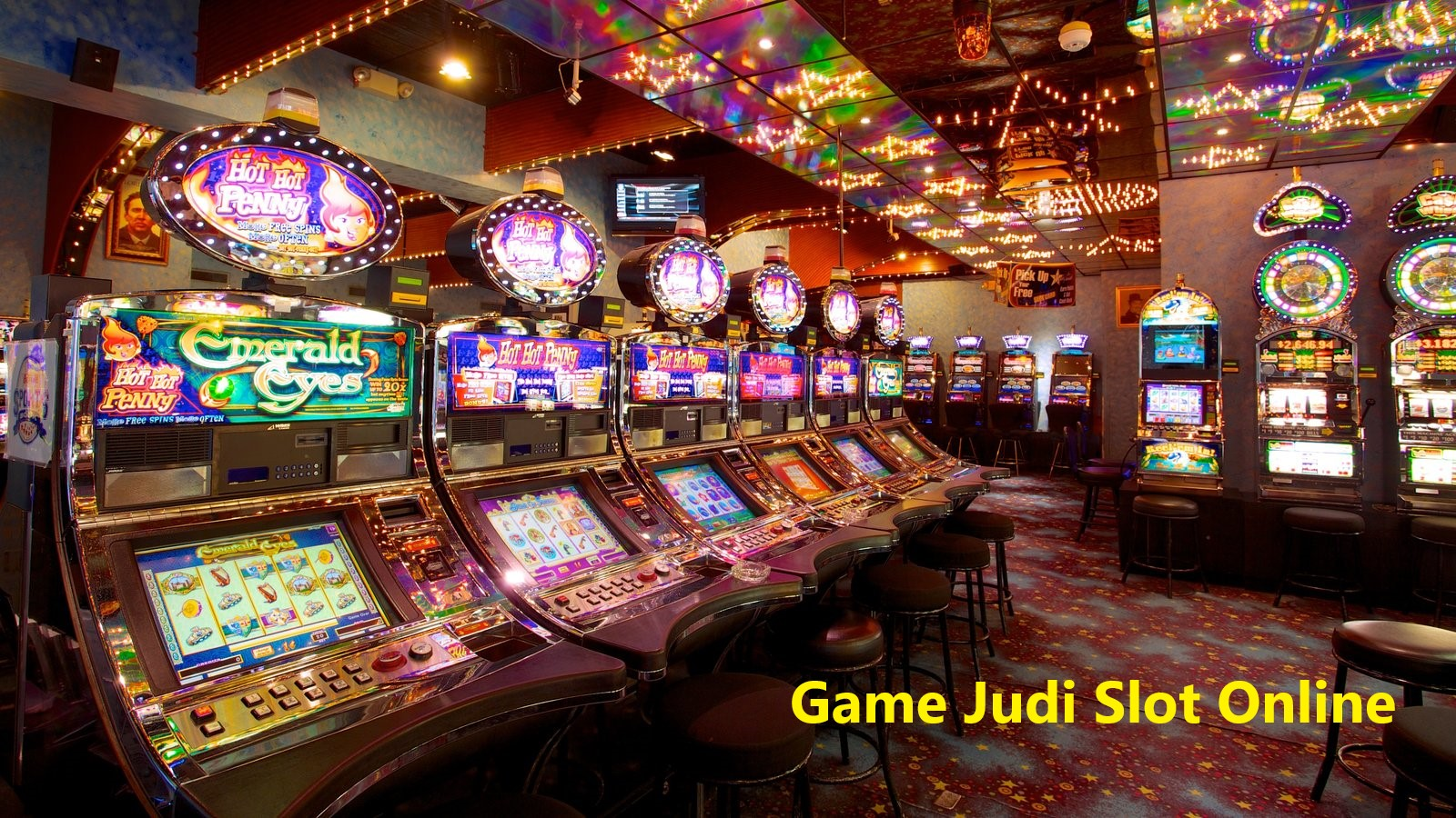 Situs Slot Judi Mesin